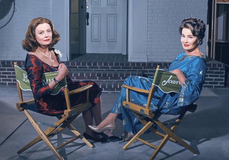Avance e imágenes de 'FEUD: Bette and Joan', estreno exclusivo en HBO España el 6 de marzo