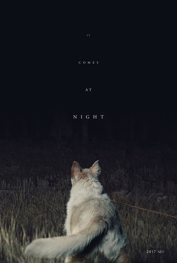 Póster de 'It Comes at night'