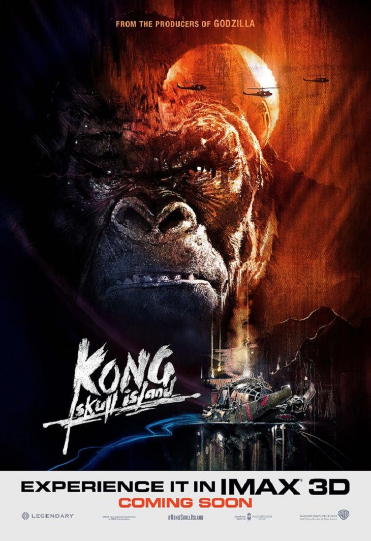 'Kong: Skull Island'