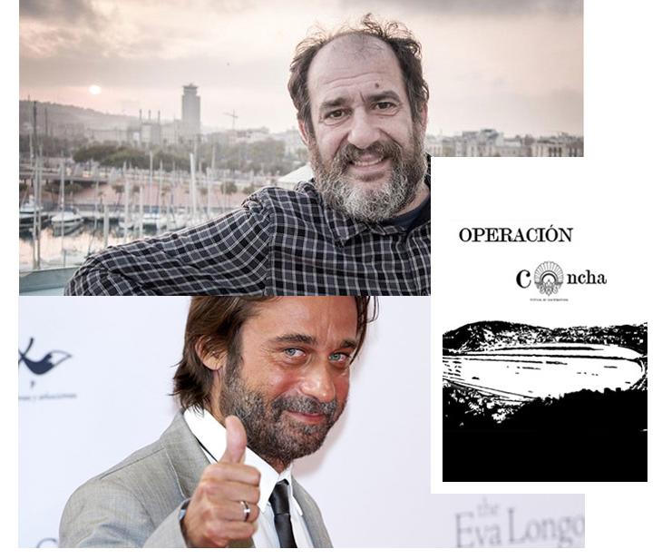 Comienza el rodaje de 'Operación Concha', comedia dirigida por Antonio Cuadri y protagonizada por Jordi Mollá y Karra Elejalde