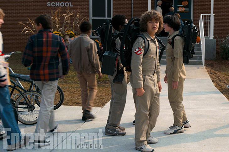 Primera imagen de la segunda temporada de 'Stranger Things'