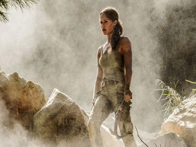 Alicia Vikander es Lara Croft destacada