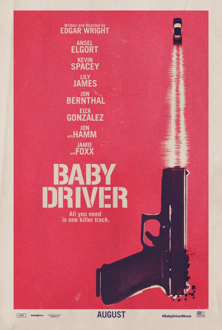 Póster de Baby Driver