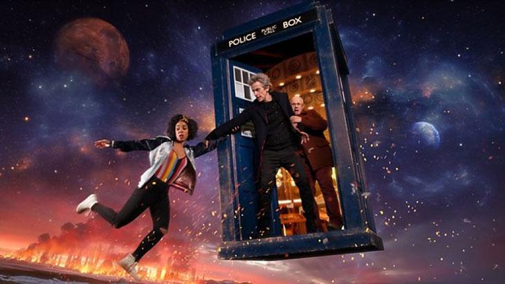 Imagen promocional de la décima temporada de Doctor Who