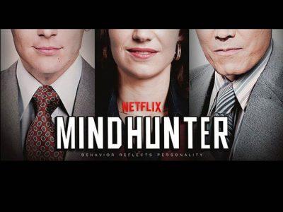 Póster promocional de Mindhunter destacada