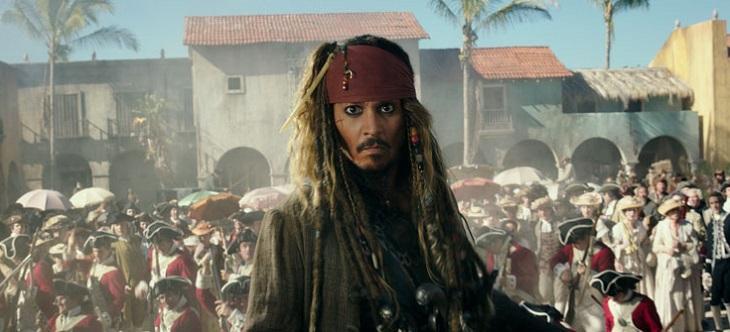 Jack Sparrow está de vuelta