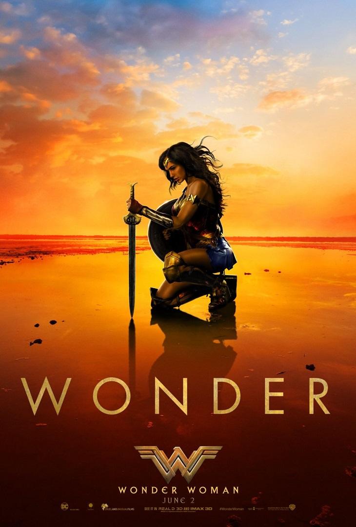 Nuevo póster de 'Wonder Woman'