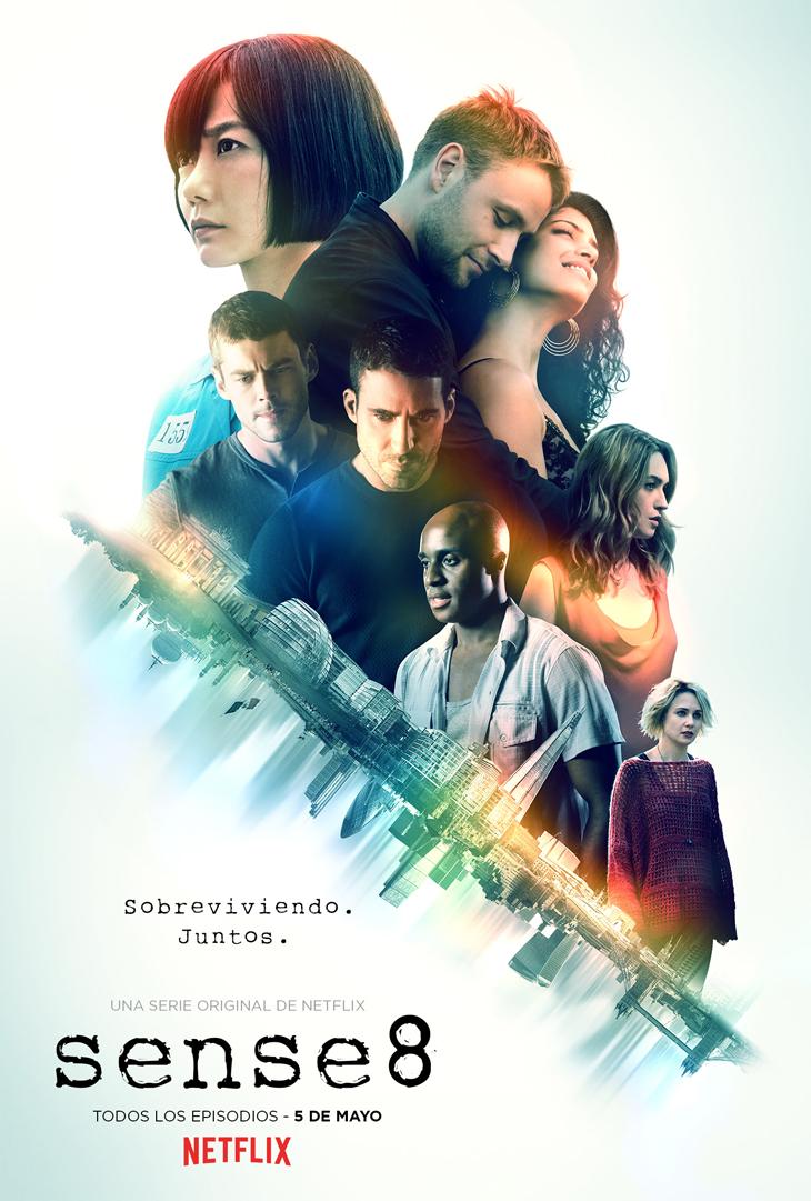 Nuevo tráiler y póster de la segunda temporada de Sense8