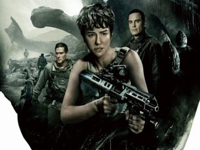Nuevo póster internacional de 'Alien: Covenant' destacada