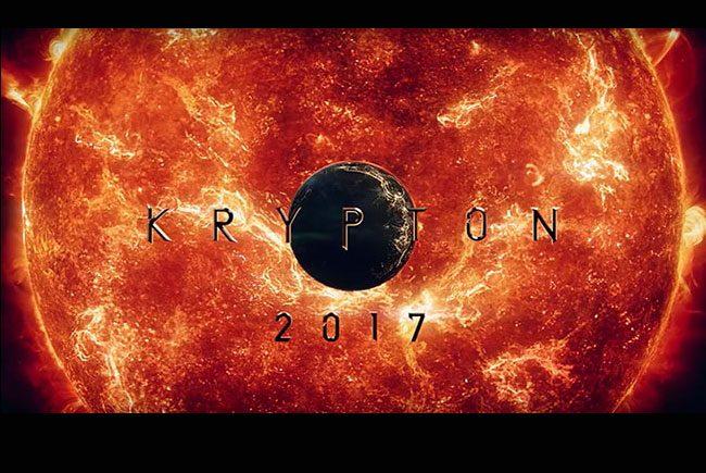 Una imagen promocional de Krypton destacada