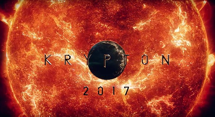 Una imagen promocional de Krypton