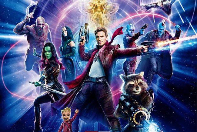 Guardianes de la Galaxia Vol. 2 destacada