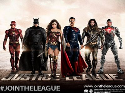 Póster de Justice League destacada