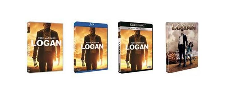 carátulas de Logan
