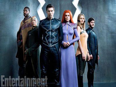 Primera imagen de 'Inhumanos' destacada