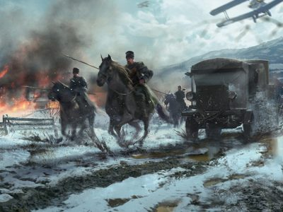 Battlefield 1 in the Name of the Tsar