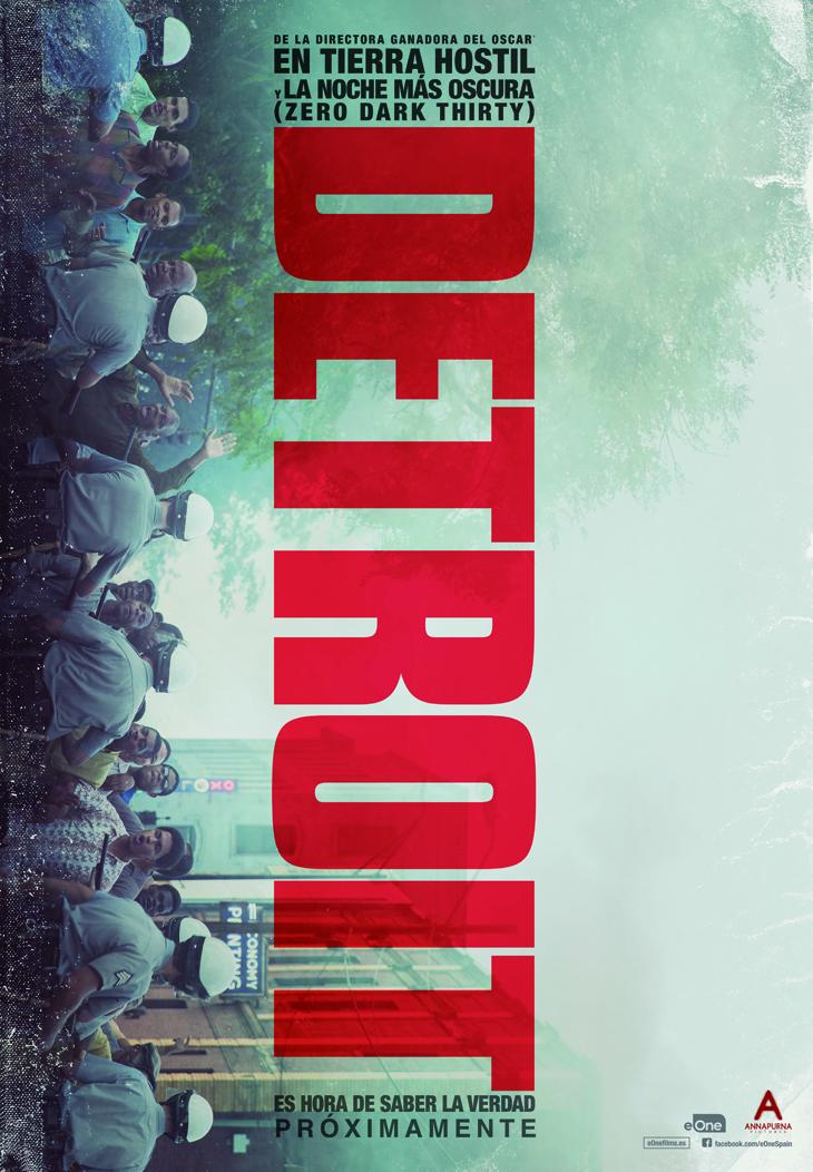 'Detroit' Nuevo tráiler subtitulado