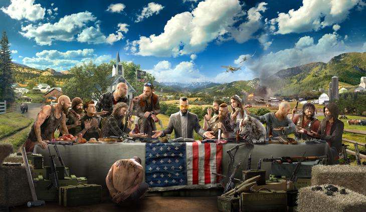 ¡Bienvenidos al condado de Hope, bienvenidos a 'Far Cry 5'!