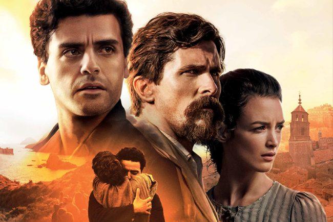 Llega al fin 'La promesa', el esperado drama épico de Osar Isaac, Christian Bale y Charlotte Le Bon se estrena mañana