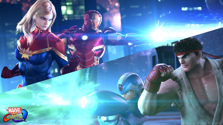 Marvel vs. Capcom: Infinite demo jugable