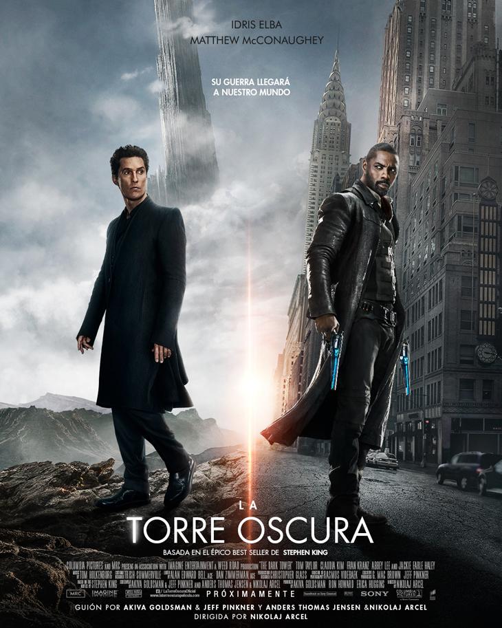 `La Torre Oscura' Poster