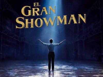 Póster de 'El Gran Showman' destacada