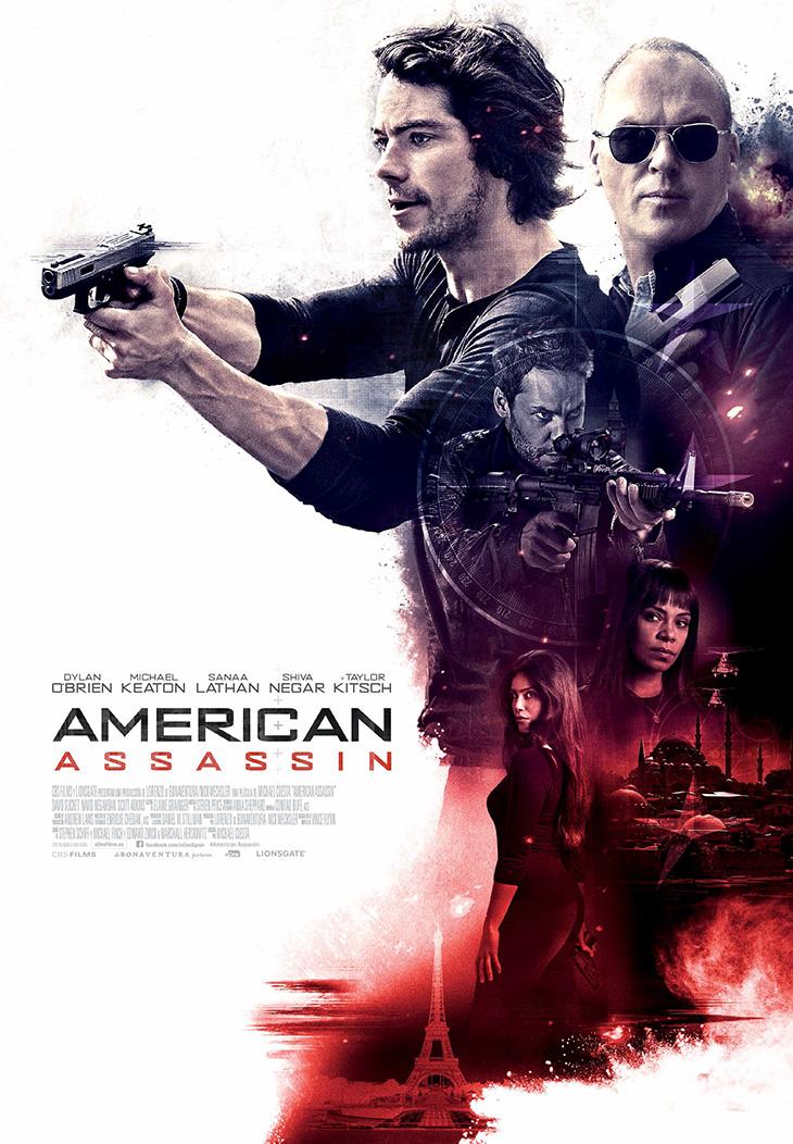 Póster de American Assasin
