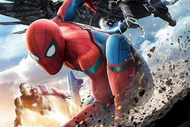Cartel Spiderman Homecoming