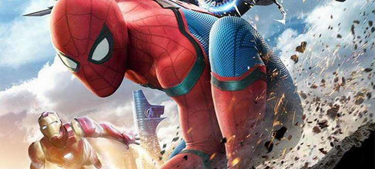 Cartel 'Spiderman Homecoming'