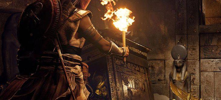 Fotograma 'Assasin's Creed Origins'