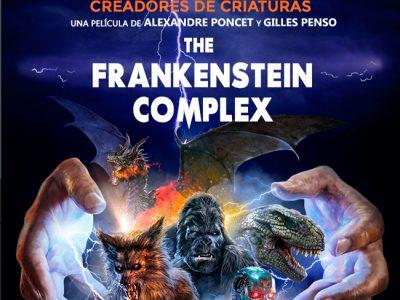 Cartel creadores de creaciones: The franestein Complex