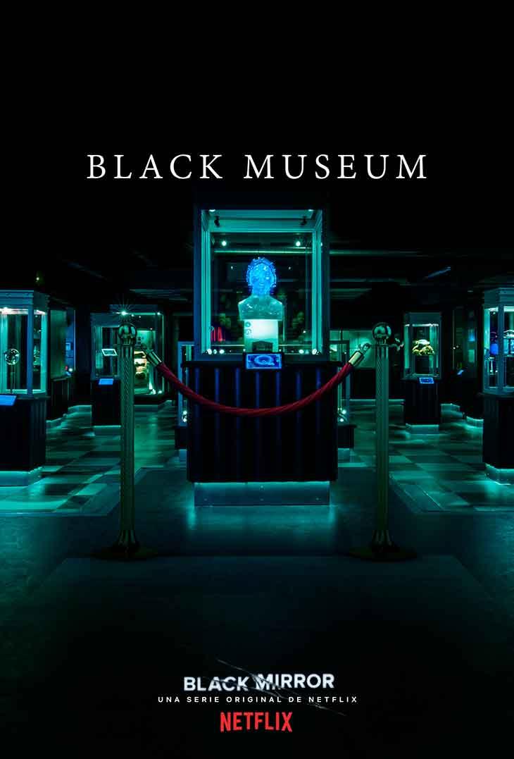 Póster de Black Museum