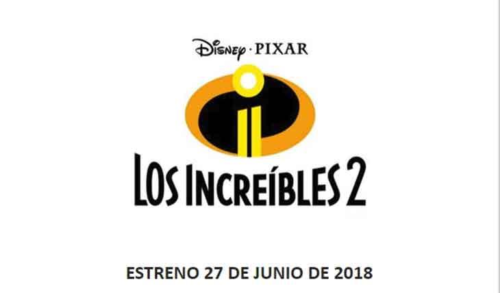 'Los Increíbles 2'