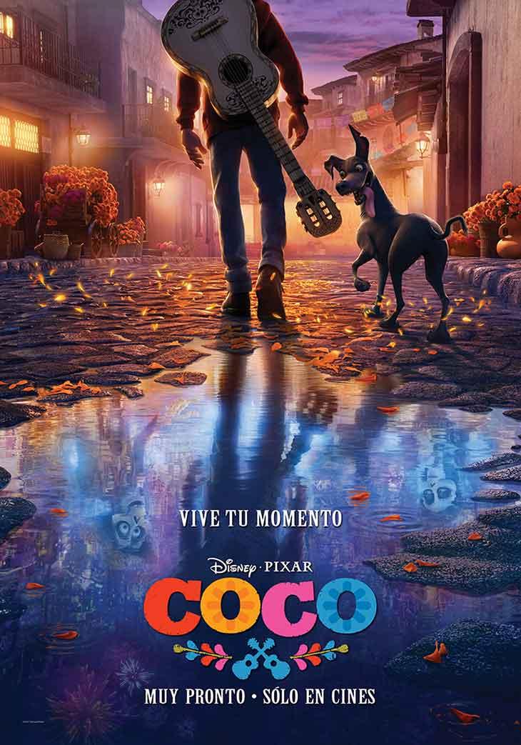 Póster de Coco