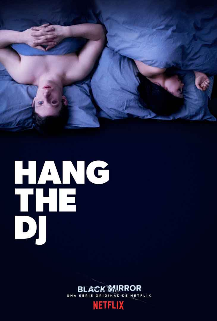 Póster de Hang The DJ