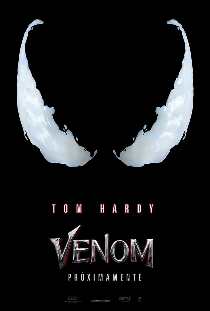 Teaser poster de Venom