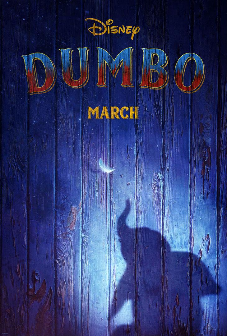 Cartel de Dumbo
