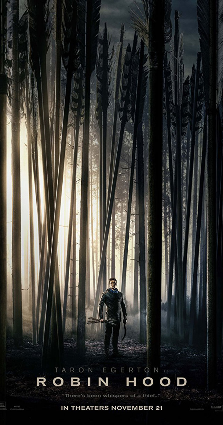 Póster de Robin Hood