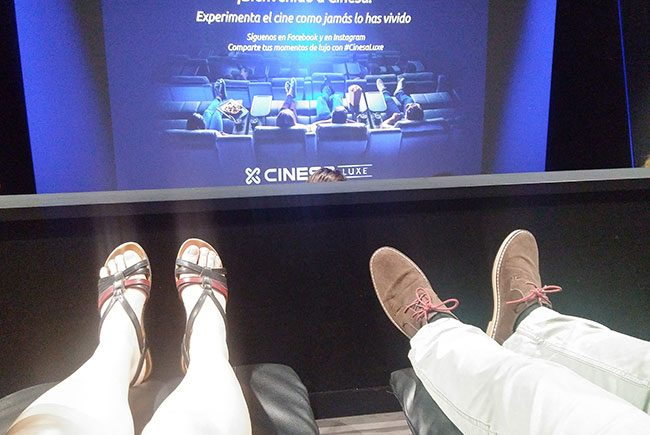 Cinesa Luxe destacada