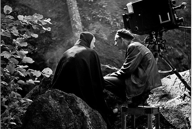 Una imagen de Bergman, su gran año destacada