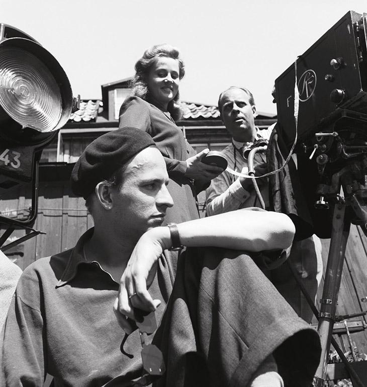Una imagen de Bergman, su gran año