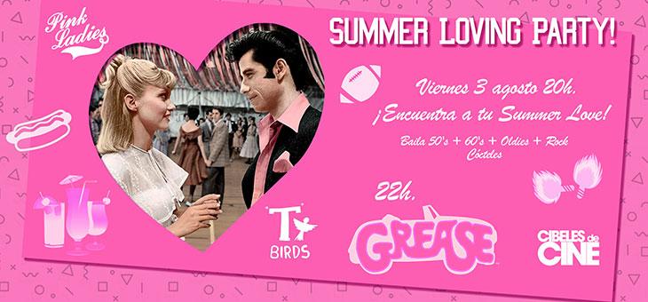 Summer Loving Party en Cibeles de Cine