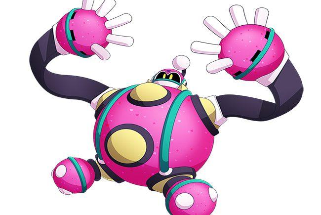 Mega Man 11 Bounce Man destacada