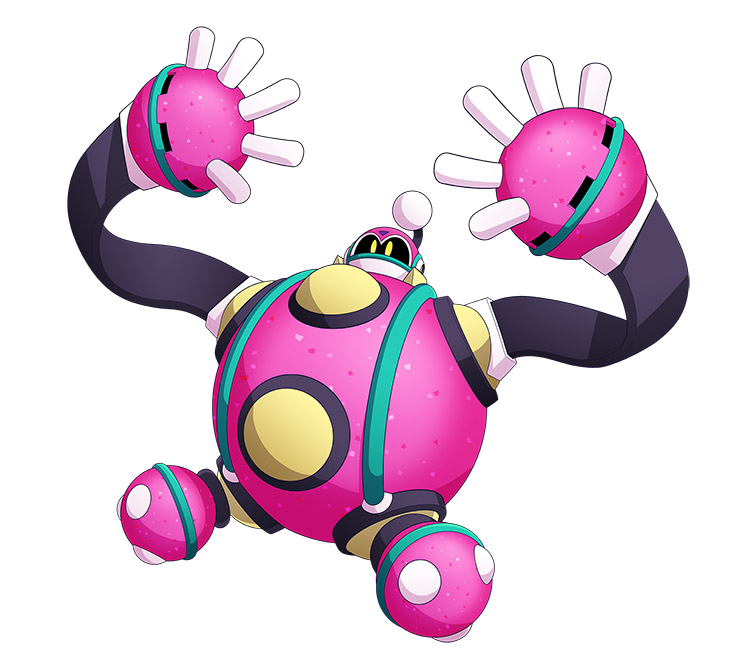 Mega Man 11 Bounce Man