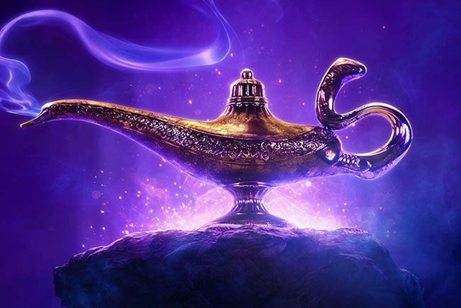 Aladdin destacada