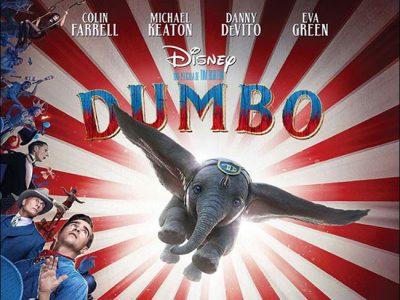 Póster de Dumbo destacada