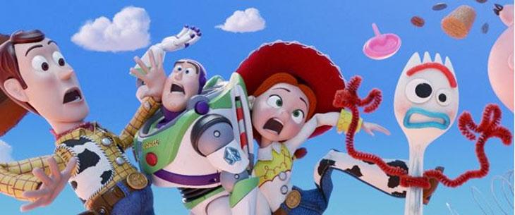 Una imagen de Toy Story 4