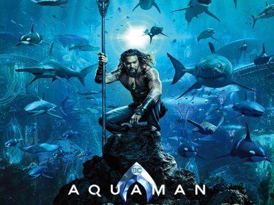 Póster de Aquaman destacada