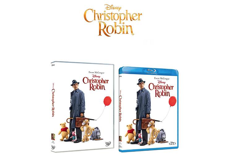 Portadas de Christopher Robin