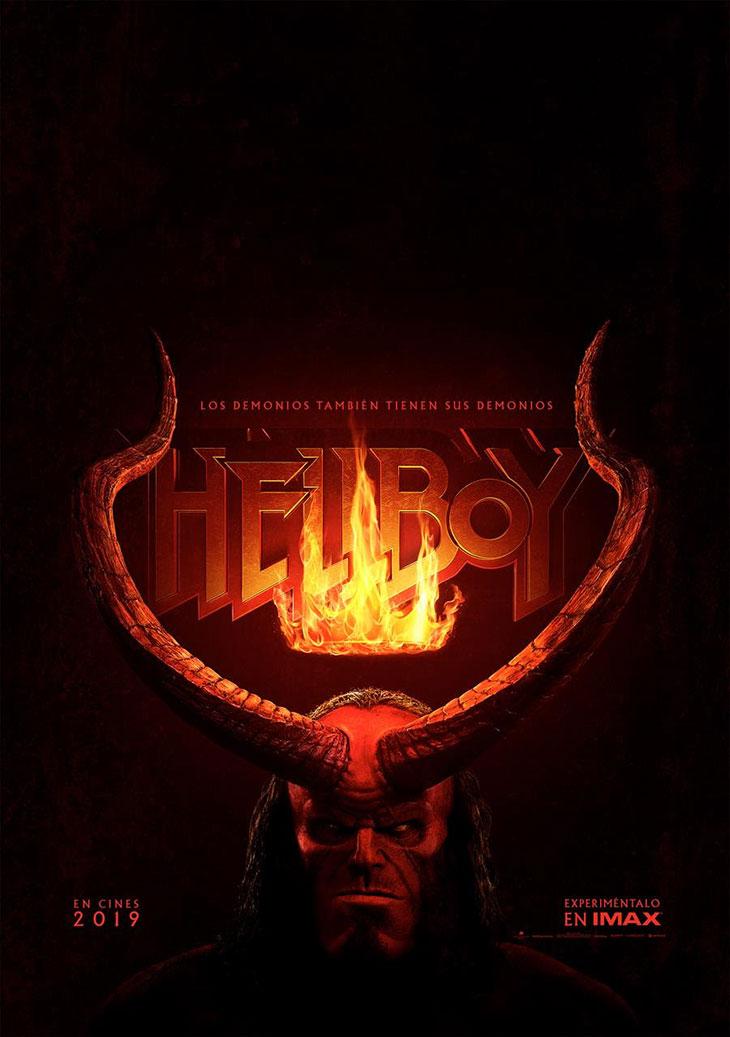 Póster de Hellboy